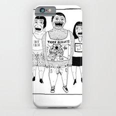 BACK OFF Slim Case iPhone 6s