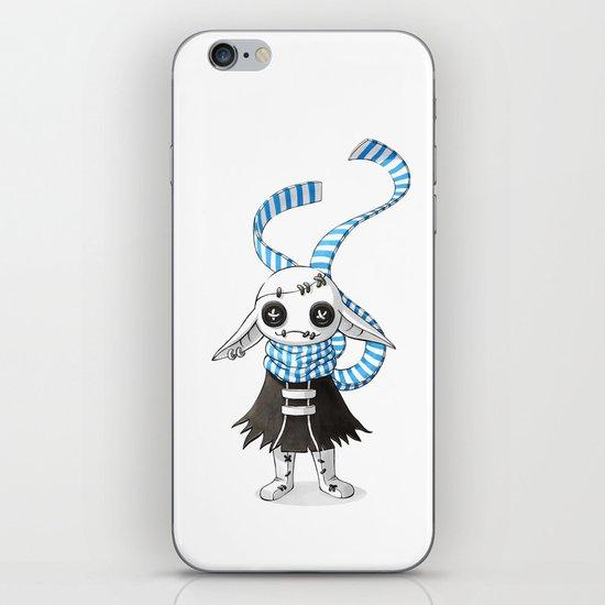 Rag Doll iPhone & iPod Skin
