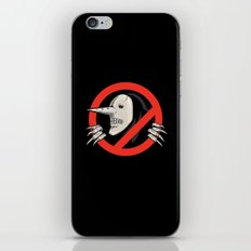 Hollow Gonna Call iPhone & iPod Skin