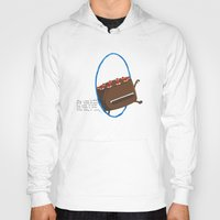 The Cake is Alive Hoody