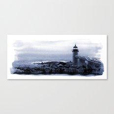Lighthouse, Marshall Point, Maine Canvas Print