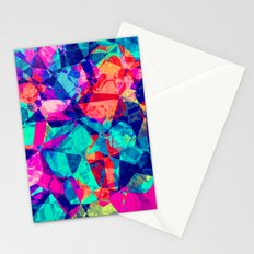 Crazy Colors - for iphone Stationery Cards