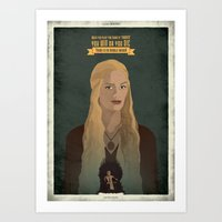Game Of Thrones - You Wi… Art Print