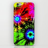 Flower Psychedelic iPhone & iPod Skin