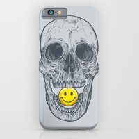 iPhone & iPod Case featuring Have a Nice Day! by Rachel Caldwell