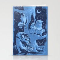 Children of the Night Stationery Cards