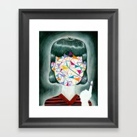Beautiful Dreamer Love Framed Art Print