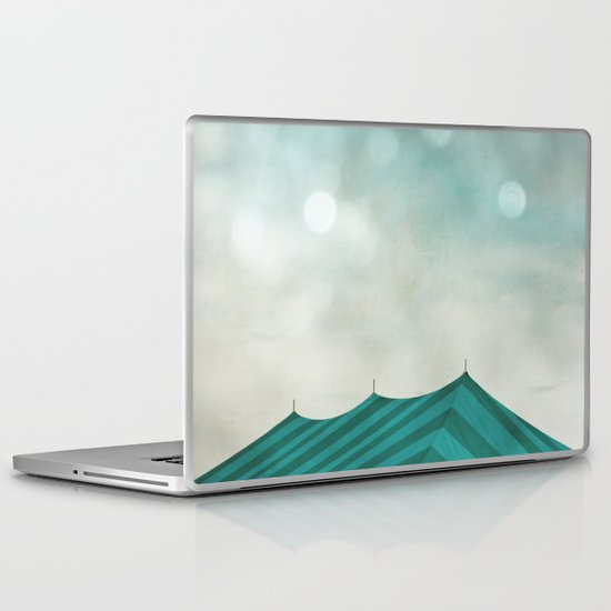 Circus Magic  Laptop & iPad Skin