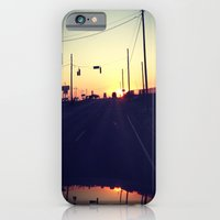 iPhone & iPod Case featuring And We're Off by Sarah Skupien