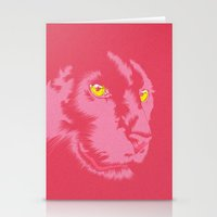 Pink Panther Stationery Cards