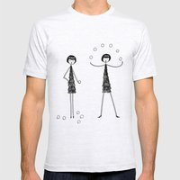 Unlike Eloise, Ramona Kn… Mens Fitted Tee Ash Grey SMALL