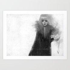 Child Prostitutes #01 Art Print