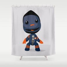 Sackboy (Henry Melton) Shower Curtain