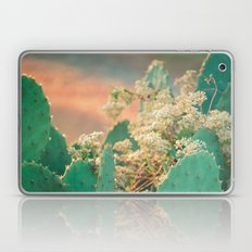 Cactus and Vine -- Scenic Botanical Laptop & iPad Skin