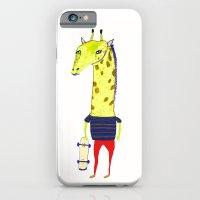 Giraffe Dude. iPhone 6 Slim Case