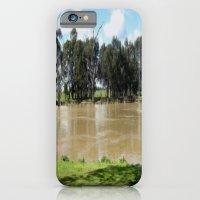 Flooded Plains iPhone 6 Slim Case
