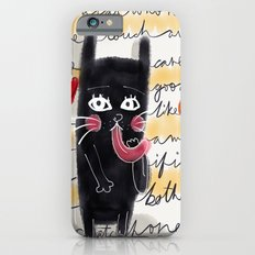A Cat's Thoughts iPhone 6 Slim Case