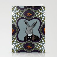 Mr. Rabbit Stationery Cards