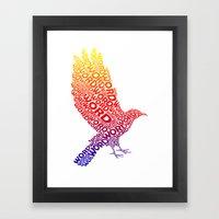 Have You Heard? Framed Art Print