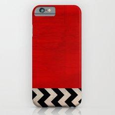 Twin Peaks - Red Room iPhone 6 Slim Case