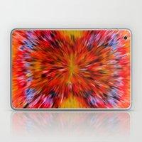 Splattered 60's - Painting Style Laptop & iPad Skin