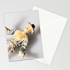 The Little Cowboy, fallen Stationery Cards