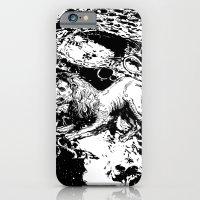 Moon Lion iPhone 6 Slim Case