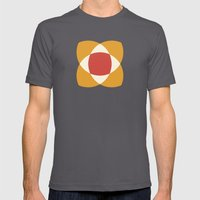 Intersection Mens Fitted Tee Asphalt SMALL