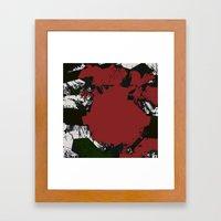redbutterfy Framed Art Print