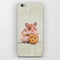 Sweet dreams are made of chocolate iPhone & iPod Skin
