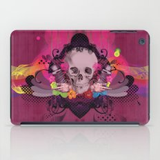Skull Rainbow iPad Case