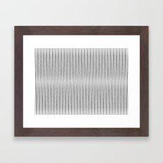 Eye sore Framed Art Print
