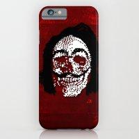 iPhone & iPod Case featuring Salvador POSTportrait by krayon
