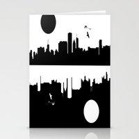 Under City Stationery Cards