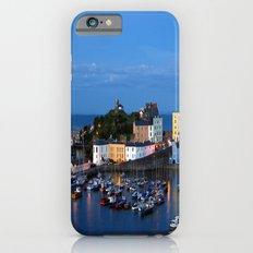 TENBY HARBOUR. PEMBROKESHIRE.WALES. iPhone 6 Slim Case