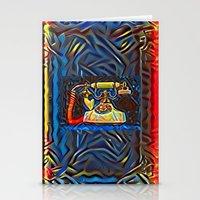 Calling Kandinsky Stationery Cards