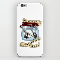 Father of the atom bomb iPhone & iPod Skin
