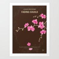No527 My Fading Gigolo M… Art Print