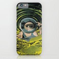 Close Inspection iPhone 6 Slim Case