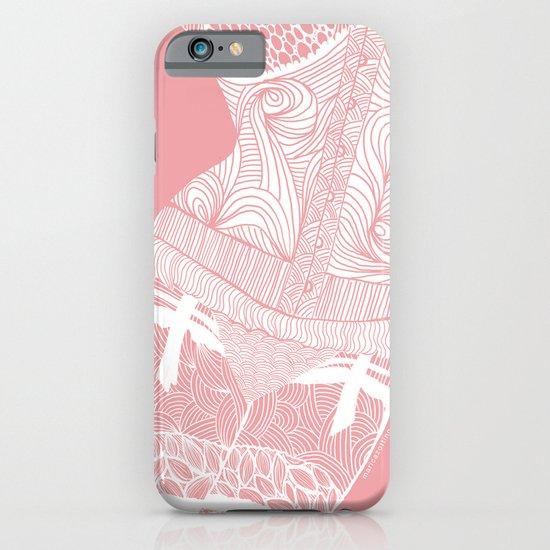 La femme n.1 _ pink edition iPhone & iPod Case