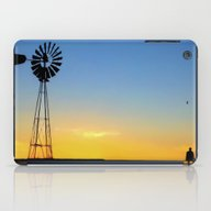 The Days Gentle Farewell iPad Case