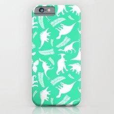 Dinosaurs Slim Case iPhone 6s