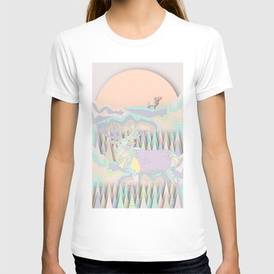 Deer Forest T-shirt