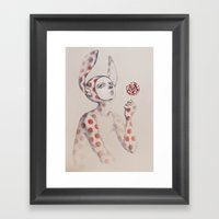 Can't Resist The Lollipo… Framed Art Print