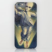 iPhone & iPod Case featuring Heaven's Gate Cult by Jay Montgomery