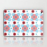 Dots Bubbles  Laptop & iPad Skin