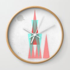 tiefental1 Wall Clock