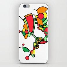 Print #10 iPhone & iPod Skin
