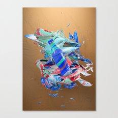 Colour Form & Expression #3 Canvas Print
