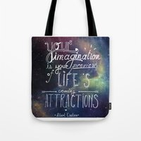 Wise Words Tote Bag